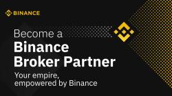"Binance lanza el programa ""Broker Partner"""