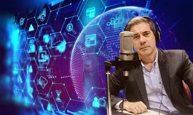 Dr. Enrique de Rosa habla sobre Blockchain