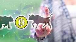 Reciente rally alcista de Bitcoin es casi envuelto por fuerza de los osos