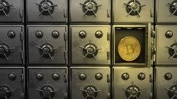 Criptomonedas podrían almacenarse en banco