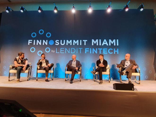 Fintech: Panel de expertos en el Finno Summit Miami 2019