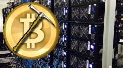 Mineros de Bitcoin obtuvieron cerca de $5 mil millones en 2019