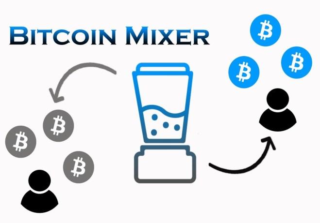 Criptomonedas - Coin Mixer