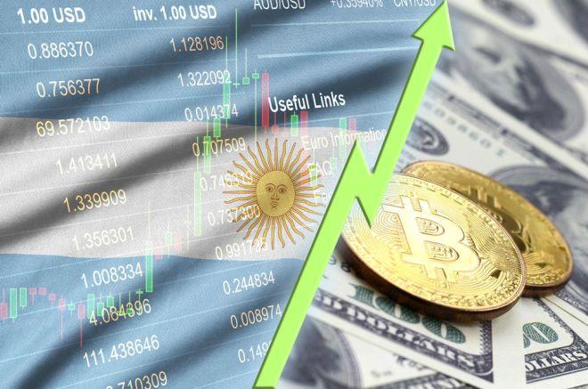Dólar Bitcoin en Argentina