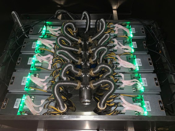 La minería de Bitcoin por inmersión, puede proteger el ambiente al tiempo que aumenta la rentabilidad del negocio.