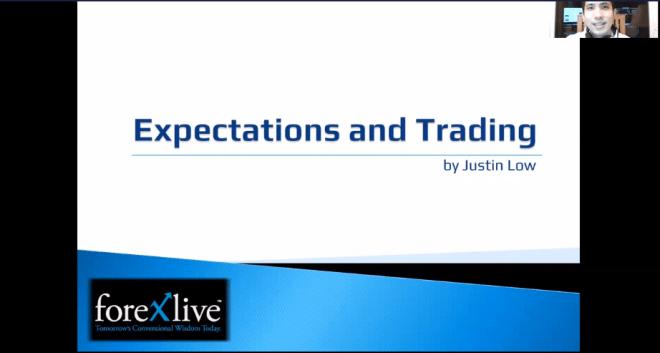Daniel Low dirigió el evento sobre las expectativas en el trading