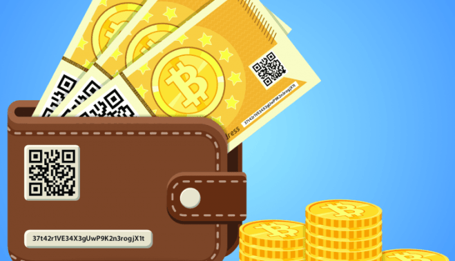 Almacenar tus bitcoins en una billetera de papel es una de las opciones más seguras que existe.