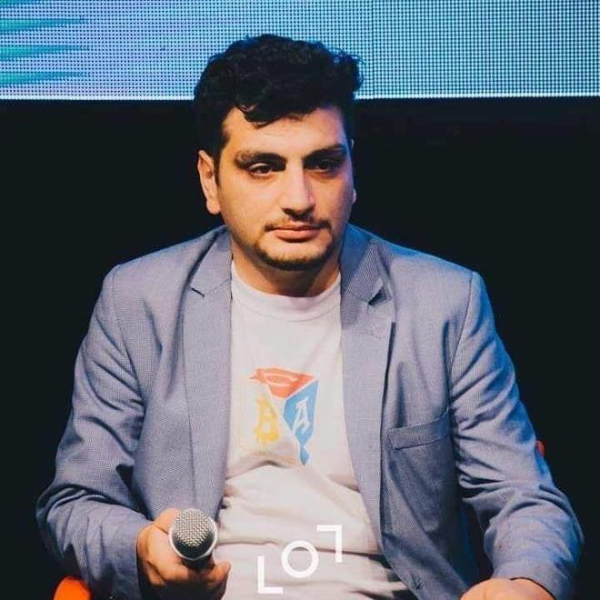 Andrés Salamone, Fundador Córdoba Bitcoin y CEO Clúster Blockchain.