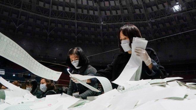 Funcionario surcoreano propone el uso de la tecnología Blockchain para procesos de votación.