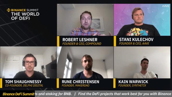 En la Binance Summit se aclaró que proyectos DeFi no abandonarán Ethereum