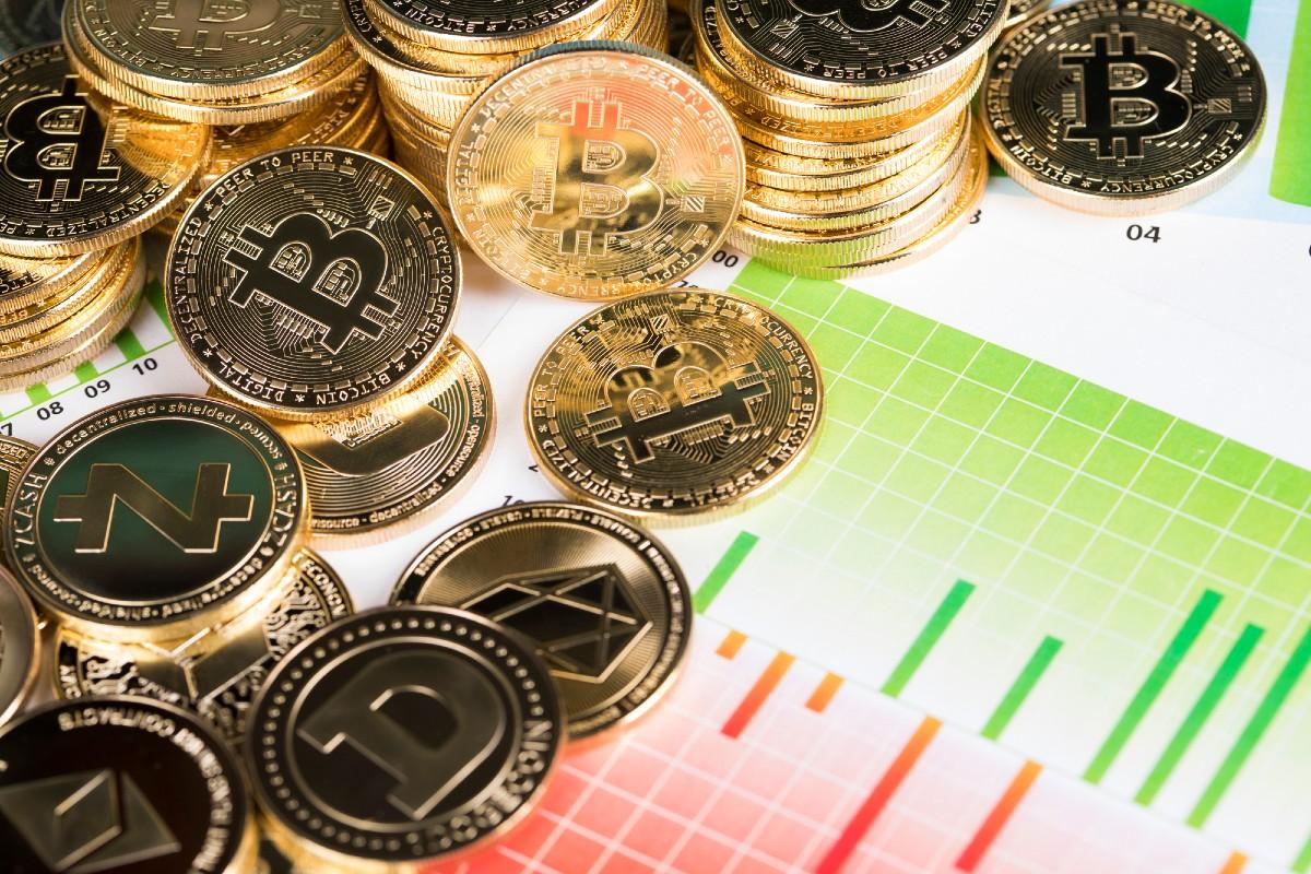 Capitalización del mercado crypto alcanza un máximo anual