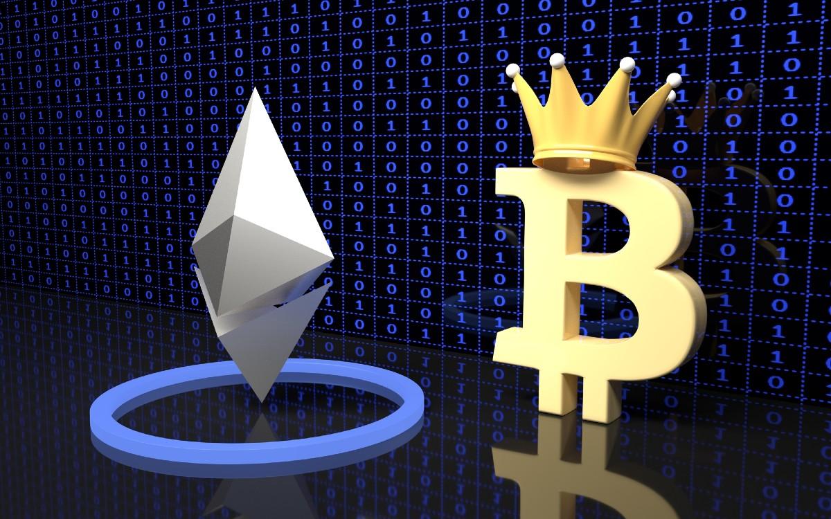 Temporada alcista de Bitcoin obstaculiza a Ethereum