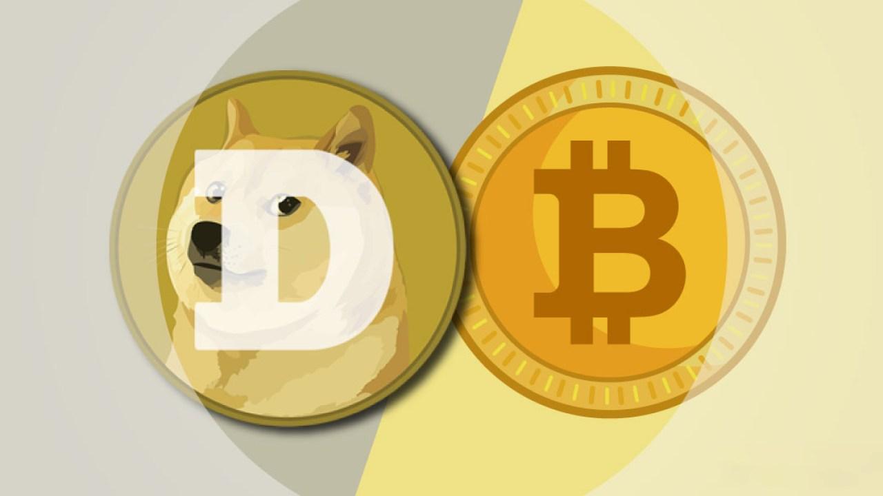 dogecoin bitcoin
