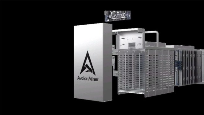Among the most outstanding news of the week, highlights the new Bitcoin mining machine that the manufacturer Canaan Creative launched on the market.  The main quality of this ASIC is that it self-regulates its temperature with dielectric oil.  Source: Canaan