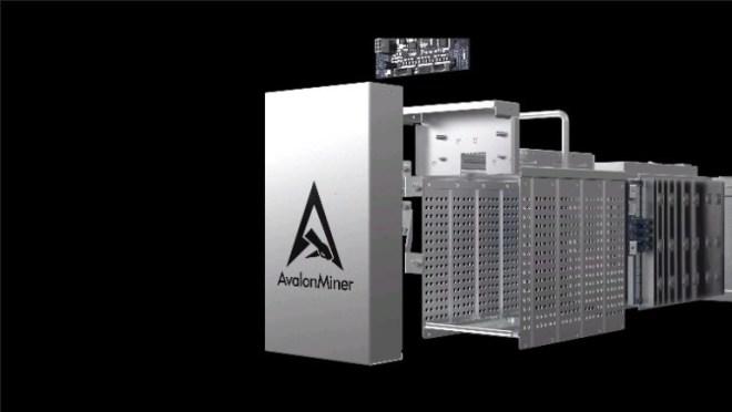 Entre las noticias más destacadas de la semana, resalta la nueva máquina de minería de Bitcoin que la fabricante Canaan Creative lanzó al mercado. La cualidad principal de esta ASIC, es que autorregula su temperatura con aceite dieléctrico. Fuente: Canaan