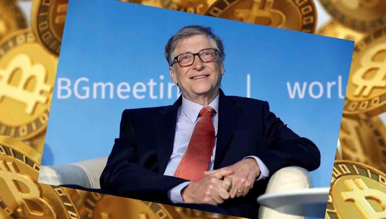 Bill Gates: Si no eres Elon Musk, no compres Bitcoin