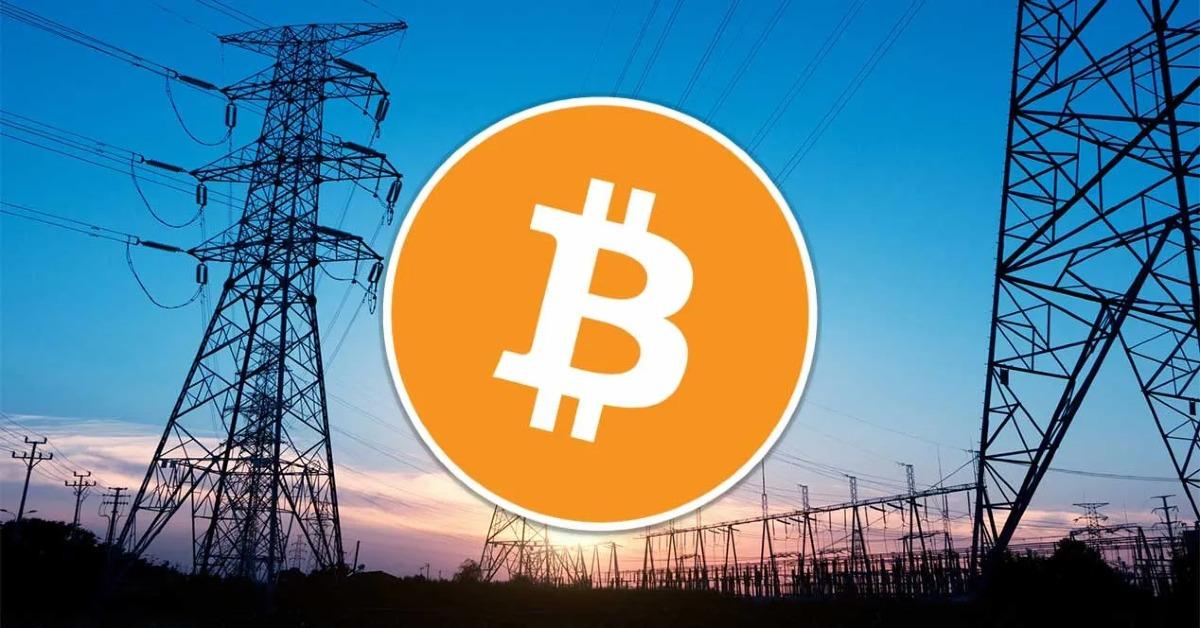 Huella energética de Bitcoin también alcanza máximos