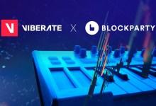 Viberate y Blockparty ofrecerán la primera actuación en vivo NFT del mundo
