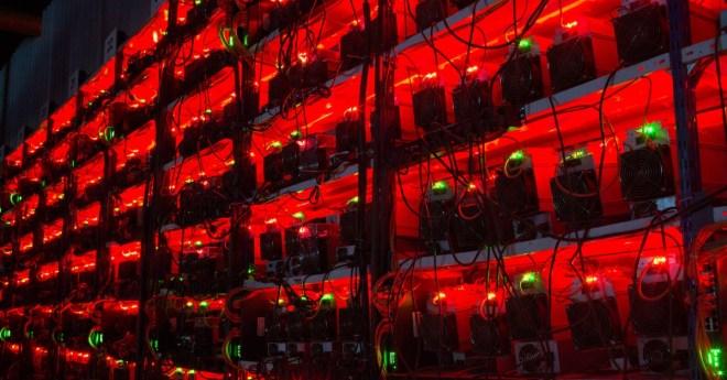 Las granjas de minería de Bitcoin de la compañía norteamericana Terawulf, se alimentan en un 90% por energía renovable, según anuncian en su sitio web. Fuente: Coindesk
