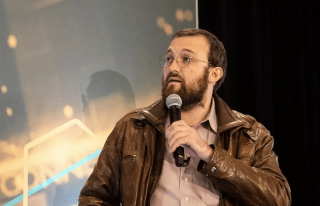 Cardano founder Charles Hoskinson believes it is a matter of time before Ethereum wins the battle over Bitcoin.  Source: Coindesk