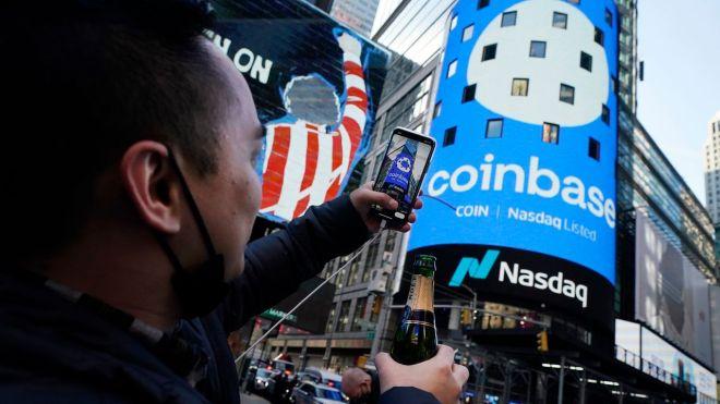 Las inversiones en cuentas de interés relacionadas al mundo cripto, van en auge en el mercado tradicional. Fuente: The Wall Street Journal.