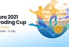 ¡Únete a la Copa de Trading Euro 2021 en vivo! 50.000 dólares para ganar