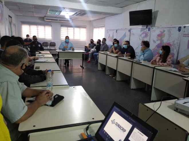 Miners, police forces and the Sunacrip mining authority met this Friday to define the steps towards the legalization of Bitcoin mining farms in Venezuela.  Source: CT