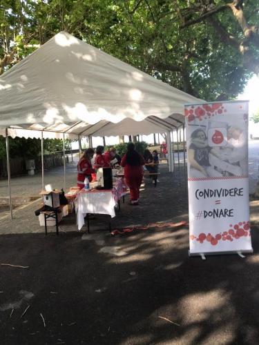 2020 - 30.05.20 Donazione Sangue Trevignano Romano
