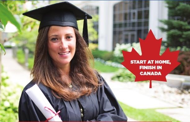 Pathway en Canadá- Comienza en casa y termina en Canadá