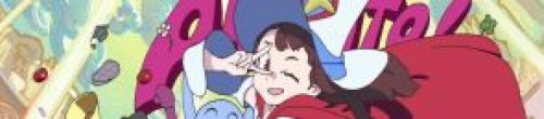 Little Witch Academia OVA MEGA MediaFire Zippyshare