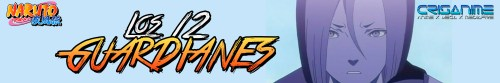 Naruto Shippuden Los 12 Guardianes Banner