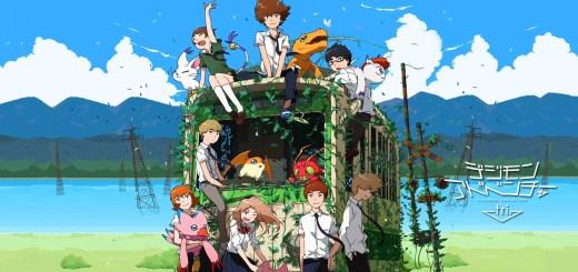 Digimon Adventure tri. MEGA MediaFire Openload Zippyshare Portada