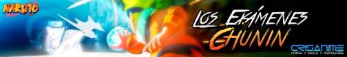 Naruto Pequeño Los Exámenes Chunin Banner