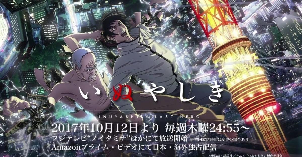 Inuyashiki Todos Los Capitulos 11 MEGA MediaFire Openload Zippyshare CrisAnime