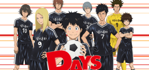 days tv anime mega mediafire openload zippyshare portada