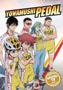 Yowamushi Pedal MEGA MediaFire Openload Poster