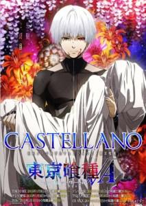 Tokyo Ghoul √A 2nd Season Español Castellano MEGA MediaFire Openload Poster