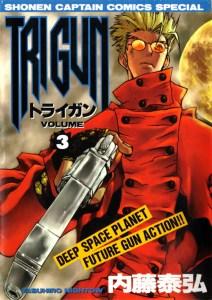 Trigun Latino Anime MEGA Openload Poster