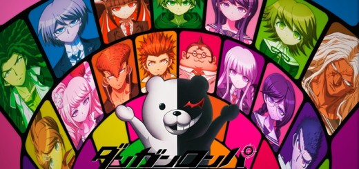 Danganronpa the Animation MEGA MediaFire Openload Zippyshare Portada