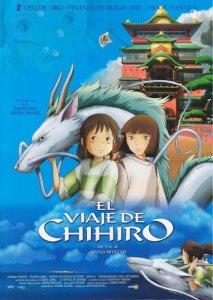 El viaje de Chihiro Latino MEGA MediaFire Openload Poster