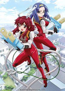 Fight Ippatsu! Juuden-Chan!! MEGA Openload Zippyshare Poster
