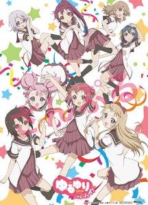 Yuru Yuri San☆Hai! MEGA Openload Zippyshare Poster
