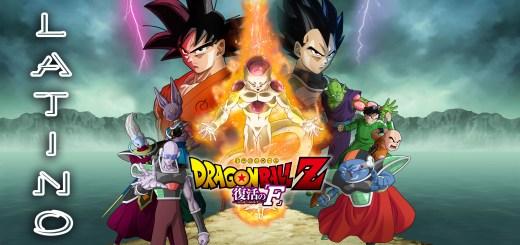 dragon ball z la resurrección de freezer latino mega mediafire openload portada