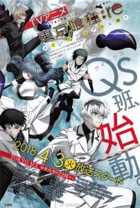 Tokyo Ghoul re MEGA MediaFire Openload Zippyshare Poster