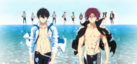 Free! Movie Timeless Medley MEGA MediaFire Portada