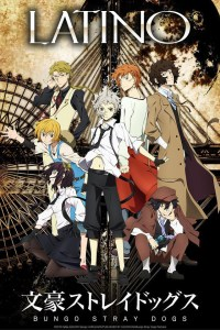 Bungou Stray Dogs Latino MEGA MediaFire Openload Google Drive Poster