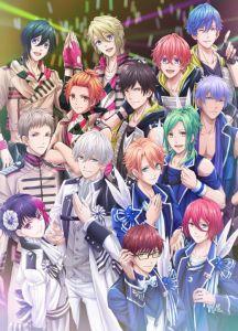 B-Project Zecchou Emotion Anime Poster