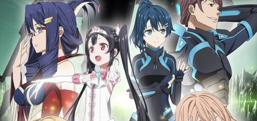Egao no Daika Anime Portada