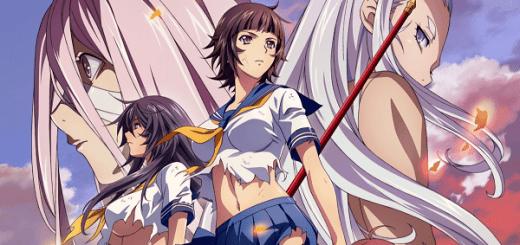 Ikkitousen Western Wolves Anime Portada