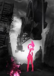 Kemurikusa Anime Poster